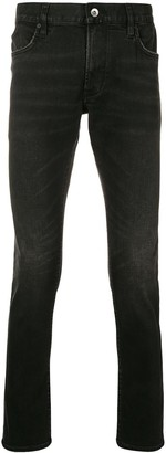 John Varvatos Low-Rise Slim Fit Jeans