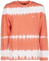 Stussy Blurry Stripes Sweatshirt