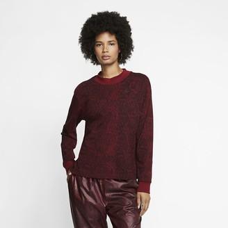 Nike Women's Long-Sleeve Top Sportswear