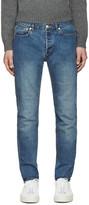 A.P.C. Indigo Petit New Standard Jeans