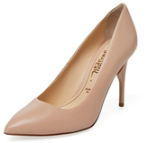 Jerome C. Rousseau Pearl Pointed-Toe Pump