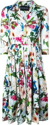 Samantha Sung Audrey belted dress