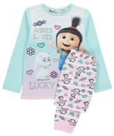 George Despicable Me 3 Agnes Pyjamas