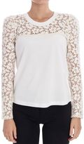 See by Chloe Lace Vest