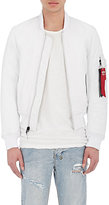 Alpha Industries Men's Phantom Puffer Bomber Jacket