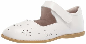 Livie & Luca Astrid Leather Mary Jane Flat Shoes Toddler/Little Kid Girls