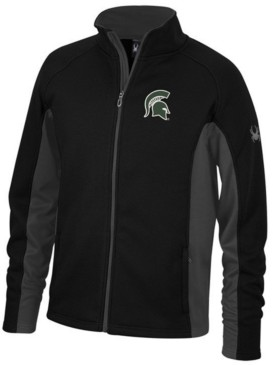 Lids Spyder Men's Michigan State Spartans Constant Full-Zip Sweater Jacket