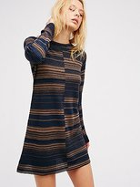 Free People Rave On Sweater Mini