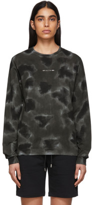 Alyx Black A Sphere Long Sleeve T-Shirt