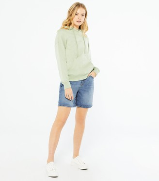 New Look Boyfriend Denim Shorts