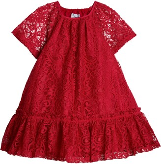Pippa & Julie Kids' Lace Dress