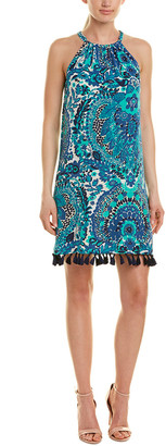 Trina Turk Rancho 3 Silk Shift Dress