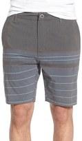 Volcom Men's Stripe Hybrid Shorts