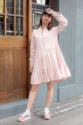 MBYM Miya Marra Rose Smoke Dress - XS