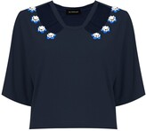 Olympiah Copa cropped top