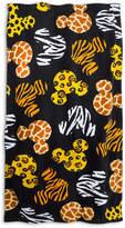 Disney Mickey Mouse Animal Print Beach Towel