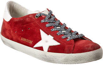 Golden Goose Superstar Leather & Suede Sneaker