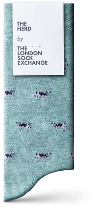 The London Sock Exchange The Herd Cow Socks