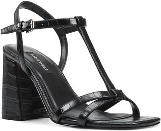 Nine West Glimm Women's Block Heel Dress Sandals