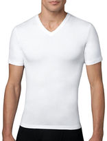 Spanx Compression V-Neck T-Shirt
