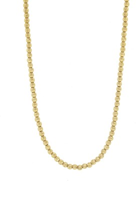 Carolina Bucci Disco Ball Necklace - Yellow Gold