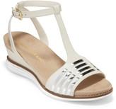 Cole Haan Original T-Strap Wedge Sandal