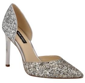 Nine West Taissa Women's D'Orsay Dress Pumps Women's Shoes