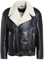 Marc Jacobs Leather Jacket Black