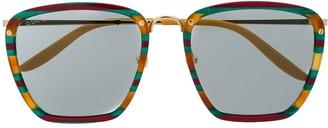 Gucci GG0673S square-frame sunglasses