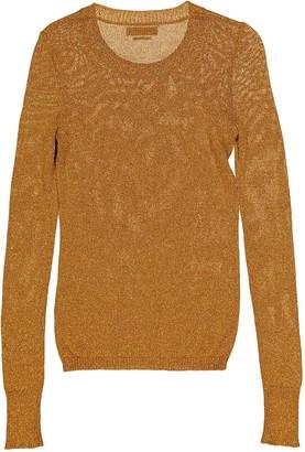 Isabel Marant Gold Viscose Knitwear