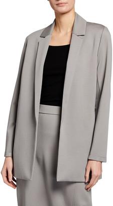Eileen Fisher Flex Lyocell Ponte Jacket