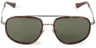 Persol 57MM Aviator Sunglasses