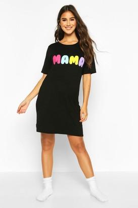 boohoo Maternity Mama Nightie