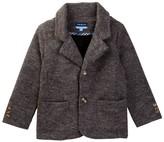 Andy & Evan Knit Sweater Blazer (Toddler & Little Boys)