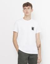 Edwin Otokodate Print T-Shirt White