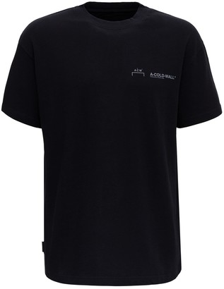 A-Cold-Wall* Logo Label Tee