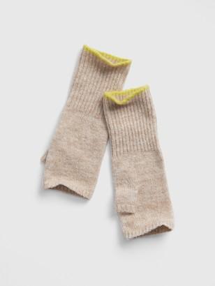 Gap Fingerless Gloves