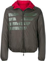 Armani Jeans branded zipped jacket