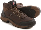 Justin Boots Pebbled Copper Kettle Stampede Utility Boots - Leather (For Women)