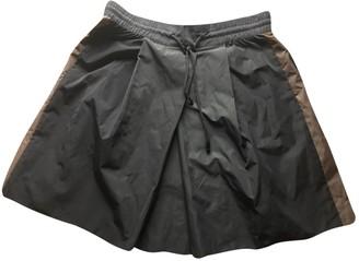 Max & Co. Grey Skirt for Women