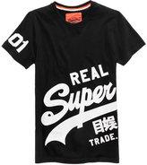 Superdry Men's Logo-Print T-Shirt