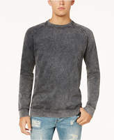 American Rag Men's Acid-Washed Raglan-Sleeve Sweatshirt, Created for Macy's