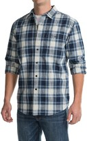 Pendleton Preston Indigo Plaid Shirt - Long Sleeve (For Men)