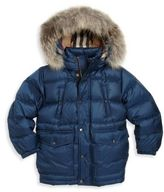 Burberry Little Boy's & Boy's Puffer Jacket