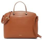 Furla Agata Leather Satchel