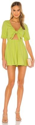 Lovers + Friends Tirzah Mini Dress