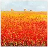 United Artworks Orange Bliss Canvas