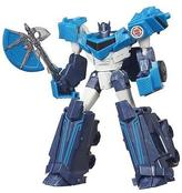 Transformers Robots In Disguise Warrior Class Blizzard Strike Optimus Prime Fig.