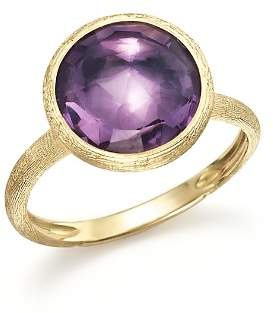 Marco Bicego 18K Yellow Gold Jaipur Ring with Amethyst
