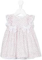 Il Gufo polka dot dress - kids - Cotton/Spandex/Elastane - 3 yrs